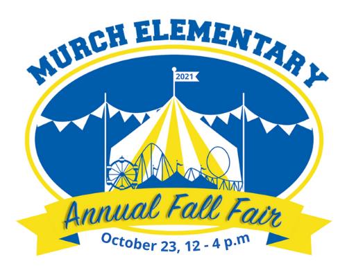 2021 Fall Fair Logo